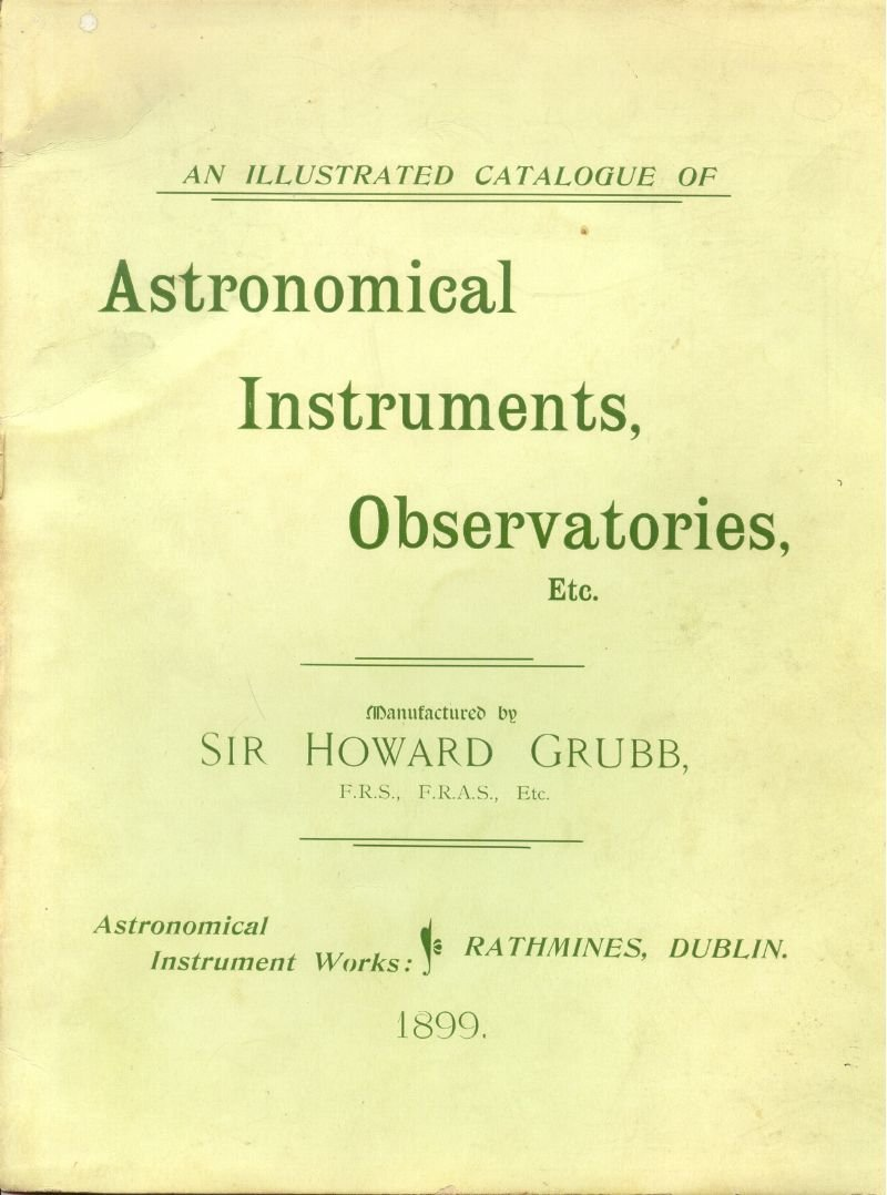 Catálogo Grubb