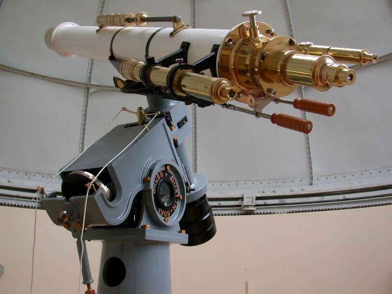 Telescopio Grubb