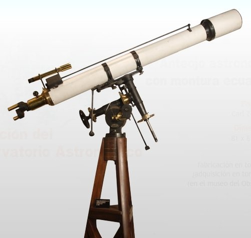 Telescopio Zeiss