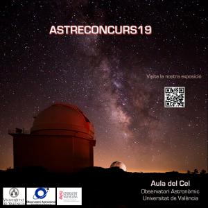 Trabajos y excursión al Observatorio de Aras de los Olmos convocatoria 2019